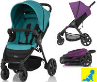 Stroller Britax B-Agile 4 pushchair jogger buggy colours