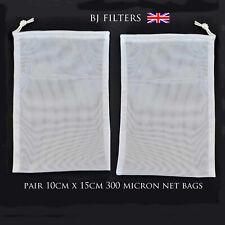 2-Multi-Purpose 300 µ petits sacs 10 cm x 15 cm fatiguer = Thé = KEFIR = Écrou ...