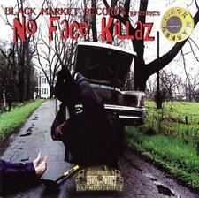 V/A - No Face Killaz CASSETTE SEALED NEW Black Market Records, Nefarious, ODC