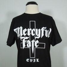 - MERCYFUL FATE Evil T-Shirt Black Men's size M (NEW)