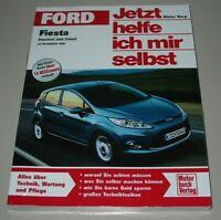 Reparaturanleitung Ford Fiesta Typ JA8 Benzin + Diesel ab Baujahr 2009 Buch NEU!