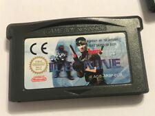 RARE NINTENDO GAMEBOY ADVANCE GBA +SP +MICRO GAME CARTRIDGE ICE NINE