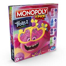 Monopoly Junior Trolls World Tour Edition