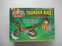 Mighty Morphin Power Rangers 1994 THUNDER BIKE and TRINI Action Figure NEW BOX