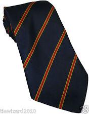 Royal Military Academy Sandhurst Regimental Tie