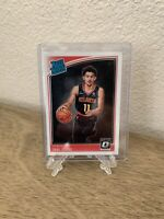 🎆Trae Young Optic Rookie RC 2018-19 #198 Hawks