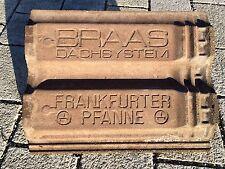 Braas Dachsystem Frankfurter Pfanne