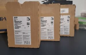 Siemens Sirius 3RT2038-1NB34 contactor 37kW 80A 24V AC/DC coil 2NO+2NC size S2