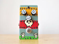 Gearmanndude Luther Drive TS Tubescreamer Overdrive Guitar Pedal, Hand Wired