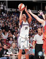 Nicole Powell Signed 8x10 photo WNBA PSA/DNA Autographed Sacramento Monarchs