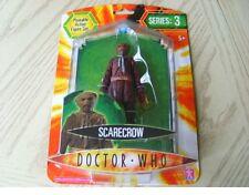 Doctor Who Scarecrow con cravatta blu Action Figure Giocattolo Scatola Nuovo Di Zecca in UK
