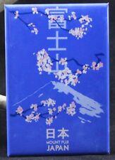 "Mt. Fuji Japan 2"" X 3"" Fridge / Locker Magnet."