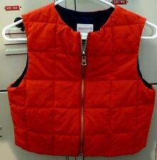 AMERICAN GIRL Retired JLY Urban Outfit Red Vest Girls Size Medium 10-12