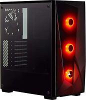 Corsair Gaming PC. Ryzen 5 16GB 240 M.2 SSD 1Tb HDD. AMD RX5500XT GPU *SAME DAY*