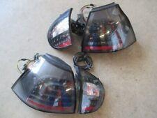 LED Rückleuchten PAAR VW Golf 5 Klarglas schwarz Rücklichter KATUNING