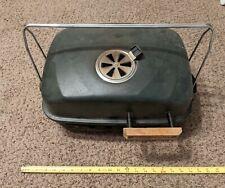 Vintage Sunbeam Charcoal Grill Model Bc1712c Vgc Tailgating Picnic Hunting Fish