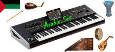 Premium Arabic.Set Styles and Sounds for Korg Pa800 Pa2x Pa3x Pa900 Pa600