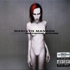 "Marilyn Manson ""Mechanical Animals"" CD NEUF"
