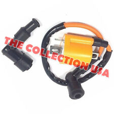 Performance Ignition Coil Yamaha Grizzly 350 Yfm350 2007 - 2010 Extra Cap