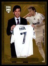 Panini FIFA 365 2017 - Raúl González (Hall of Fame) No. 15