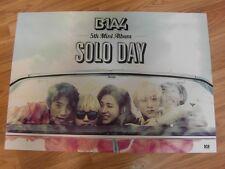 B1A4 - SOLO DAY (TYPE B) [ORIGINAL POSTER] *NEW* K-POP