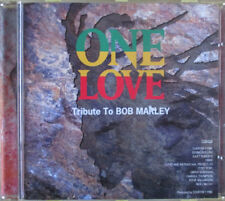 ONE LOVE - TRIBUTE TO BOB MARLEY - CD - ANTILLES RECORDS SAMPLER