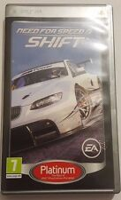 NEW!! PSP Need For Speed Shift (PLATINUM)