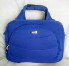 """15"""" Roots x Holiday Group CarryOn Underseat Travel Overnight Bag Shoulder Strap"""