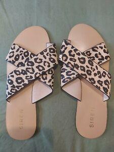 Siren Shoes Slides