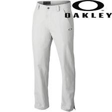 NEW! Oakley Take 2.5 Mens Golf Pants Trousers  sz 34 x 30 - White - Bubba Watson
