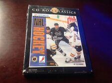 Nhl Hockey 1993 Cd-rom, EA Cd-rom Classics, NIB, IBM Pc Or Compatible