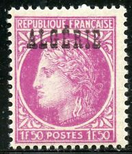 STAMP / TIMBRE ALGERIE NEUF N° 229 ** TYPE CERES DE MAZELIN