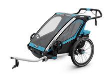 Thule Chariot Sport 2 blue blau Zweisitzer Kinderanhänger 2018 | 10201007