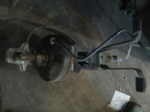 VW TRANSPORTER TYP2 T3 SYNCRO BRAKE AND CLUTCH ASS,COMP WITH SERVO,CYLINDERS ETC