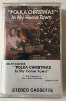 Jimmy Sturr Polka Christmas Cassette SEALED BRAND NEW