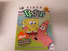 Pixter MultiMedia System  The Best of SpongeBob SquarePants Video Software - New