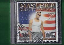 MASTER P - GHETTO POSTAGE CD NUOVO SIGILLATO