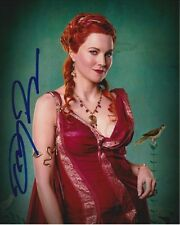 LUCY LAWLESS Signed SPARTACUS Photo w/ Hologram COA