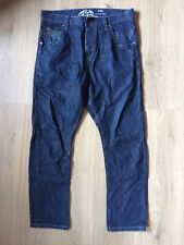 Men NEXT carrot fit jeans w32 L28