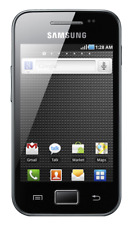 Samsung Galaxy Ace GT-S5830L (AT&T, T-Mobile) 3G WIFI black Unlocked Smartphone