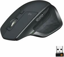 Logitech MX Master 2S Multi-Device Bluetooth Wireless Mouse