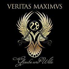 Veritas Maximus - Glaube Und Wille CD NEU & OVP Kevin Russel Böhse Onkelz