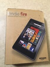 Kindle Fire Empty Box With Sleeve 2011 Amazon