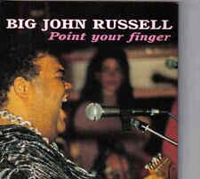 Big John Russel-Point Your Finger cd single