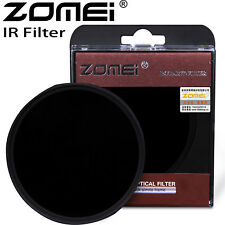 ZOMEI Glass IR Filter Infrared Filter 680nm 720nm 760nm 850nm for SLR Camera len