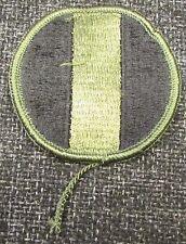 Old USA / UK Military Uniform Unidentified Patch Badge - b