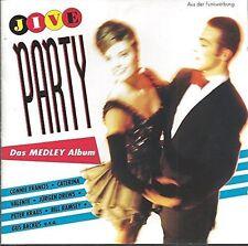 Jive Party-Das Medley Album (1992) Connie Francis, Caterina Valente, Jürg.. [CD]