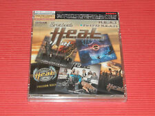 2018 JAPAN 2 CD SET  H.E.A.T ( HEAT )  GREATEST H.E.A.TS