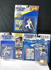 3 MLB Starting Special Edition figurine Card Coin Mark McGwire / Alex Rodriguez