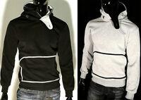 HOODIE JAPAN STYLE Gr S M L XL XXL Kapuzen Pullover NEU schwarz Sweatshirt Jacke